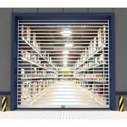 High-Speed Roll Doors Albany Rapid Store