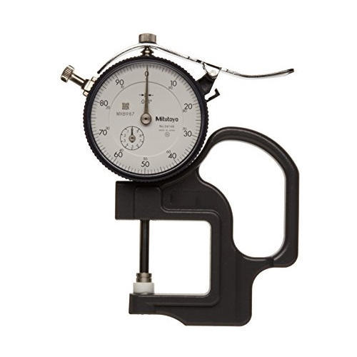 Dial Thickness Gauge Calibration Service