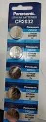 Panasonic Cr2032 Coin Batteries, for Calculators
