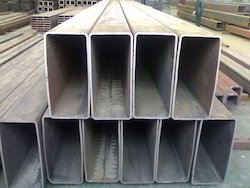 Mild Steel MS Rectangular Pipe, Thickness: 1 Mm To 8 Mm, Size: Various