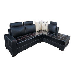 Black British Sofa Set