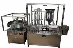 Vial Liquid Filling Machine