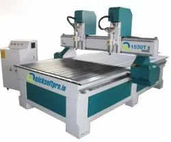 Wood, MDF, Acrylic CNC Router Machine