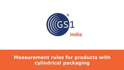 GS1 INDIA REGISTRATION SERVICES
