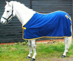 Horse Cooler and Showrugs