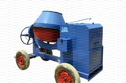 Diesel Engine Mixer Machine