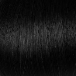 Soft Black Hair Color