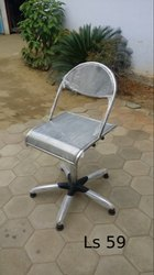 Stainless Revolving Chair