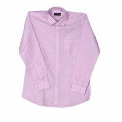 Kanjon World Apparel Men s Cotton Full Sleeve Slim Fit Plain Shirt 9b375e00c