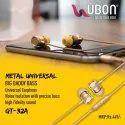 GT32A Universal Earphone
