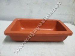 Clay Rectangular Curry Pot