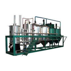 Automatic Engine Oil Recycling Plant