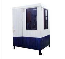 Modular MS Security Cabins