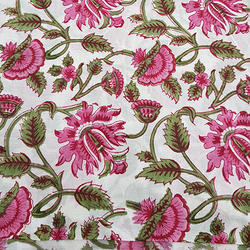 Block Printed Fabrics