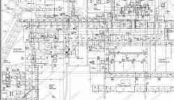 MEP Shop Drawing