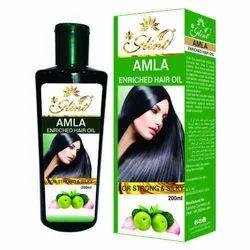 Glint Amla Enriched Hair Oil, Liquid, Packaging Size: 100 ml, 200 ml