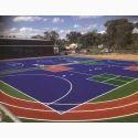 Multi Purpose Coloured Playground Turf
