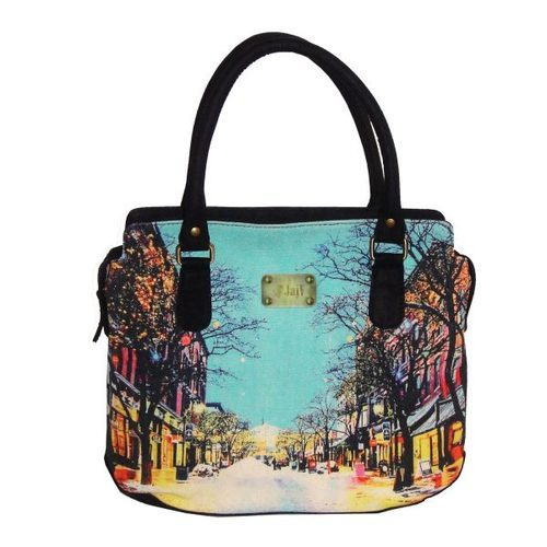 Canvas Women Designer Shoulder Bag 9690b09405651