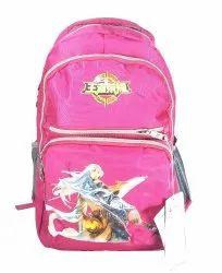 Metal Zip School Bag