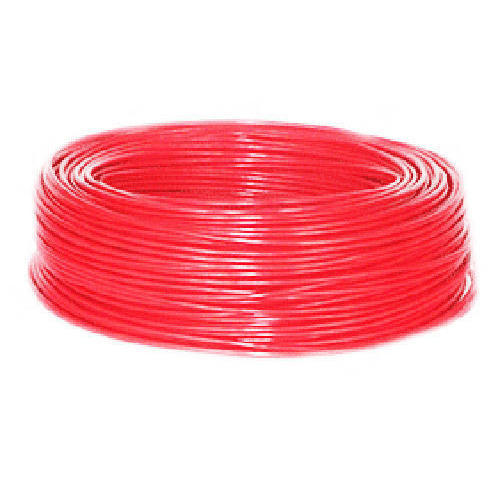red electrical wire, 220-240 v