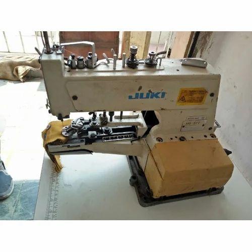 Juki Button Hole Sewing Machines