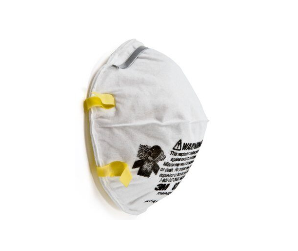 3M Safety 8210, N95 Particulate Respirator and Surgical Mask