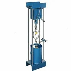 Hand Operated Swell Testing Apparatus