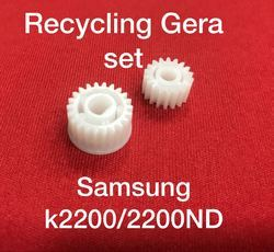 Samsung K2200 Recycling Gear for Office Use and Printing Industry