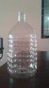 Transparent 5 Liter Pet Bottle, Capacity: 5 Litre