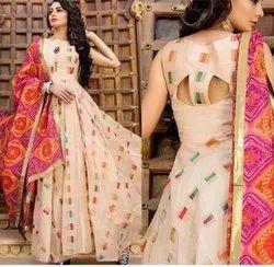 Ladies Designer Long Suit