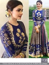 Party Wear Bollywood Gown