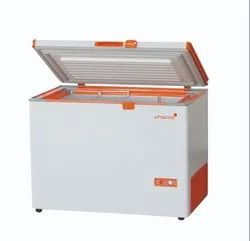 Stainless Steel Top Open Solar Powered Refrigerator, Capacity: 100 L