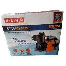 0.5 Hp Electric Self Priming Monoset Water Pump, 200 Rpm, Model Name/Number: 2546