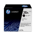 HP 38A Black Original LaserJet Toner Cartridge