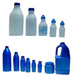 HDPE Containers - Toilet Cleaner HDPE Containers