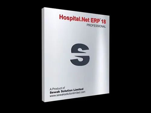 Hospital.Net ERP 18 Platinum Software