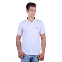 Fashionable Mens White T-Shirt