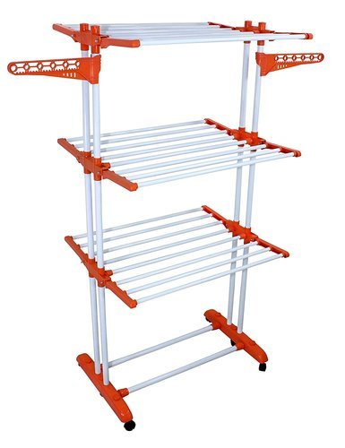 Vertical Clothes Drying Rack