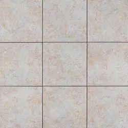 Grey Bathroom Block Type Floor Tile, Thickness: 5-10 mm