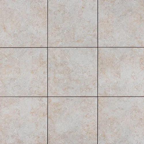 Grey Bathroom Block Type Floor Tile