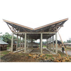 Butterfly Canopy Framing Systems