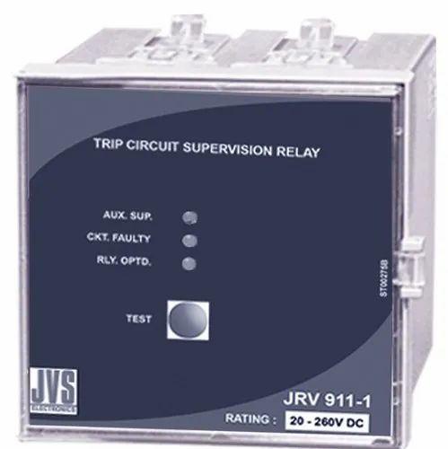 Jvs Jrv 911 Trip Circuit Supervision Relay  Rs 3800   Piece