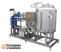 Automatic CIP System - Single Tank