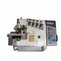 Semi-automatic Maqi Industrial Overlock Machine, For Heavy Material