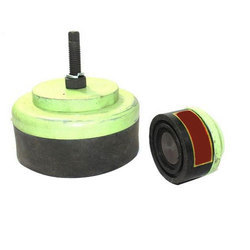 Cast Iron Round Anti Vibration Mounts, For Industrial