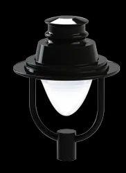 60 W Hanging Saturn LED Post Top Lantern