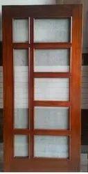 Wood Polish Door