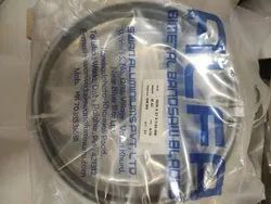 High Speed Steel Polished Bimetal Bandsaw Blade, For Industrial, Size: 3760x27x0.90 mm