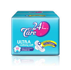 24 Care Ultra Sanitary Napkins