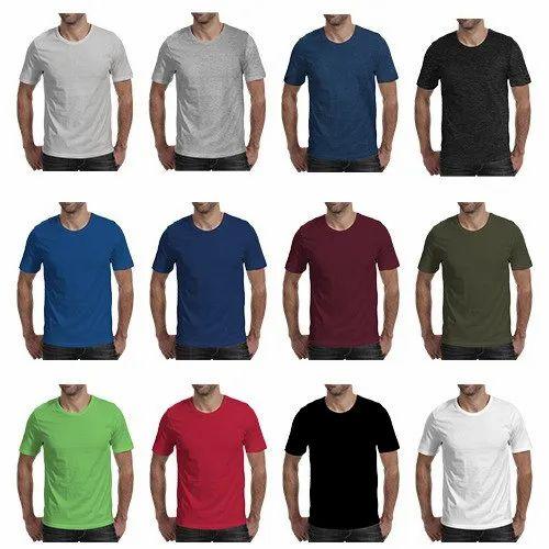 Blank T Shirt 180 GSM